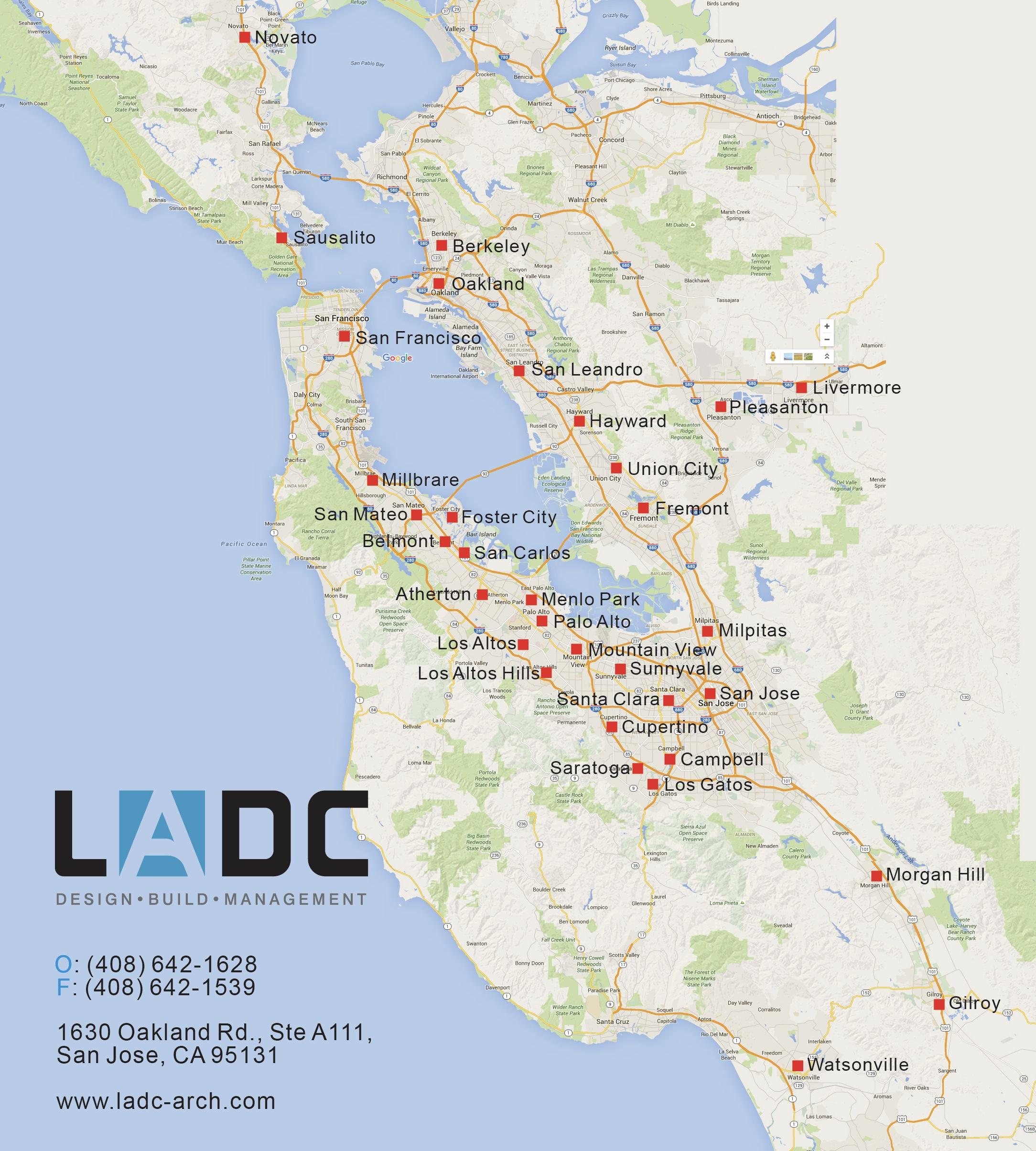 LADC MAP